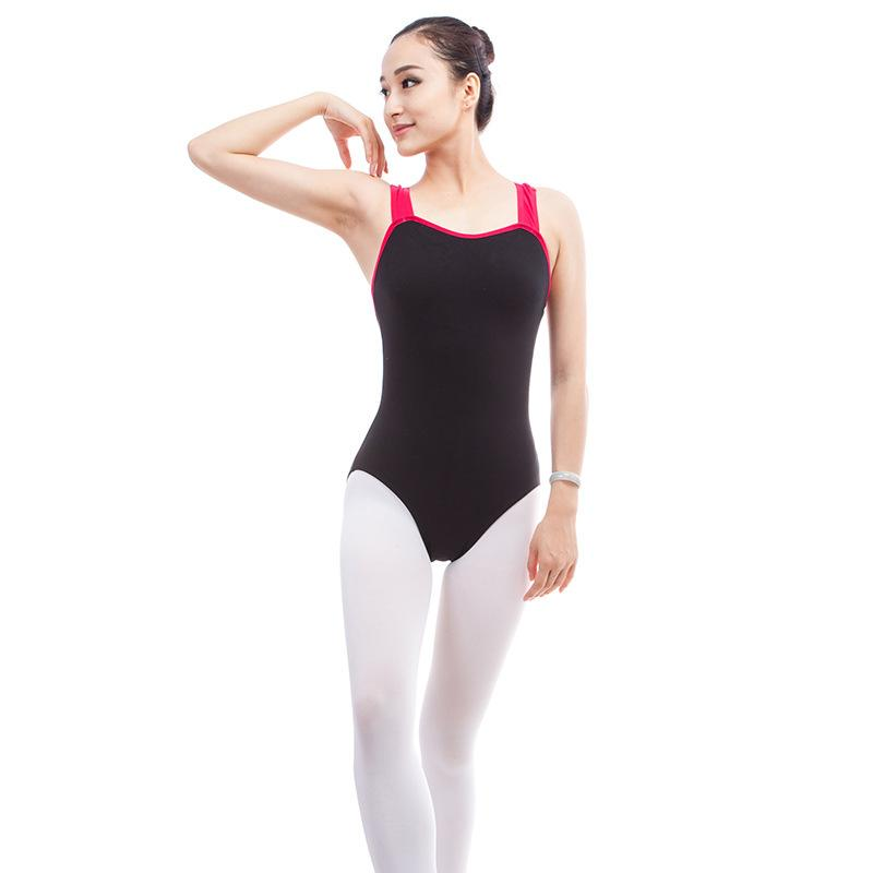 4136d6106e82 New Ballet Dance Sexy Sling Bodysuit Tops Stager Performance Wear ...