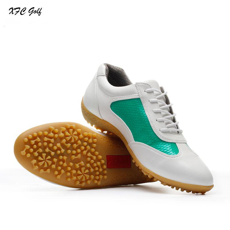 ad19fdf7ed243 Compre 2017 Zapatos De Golf Para Mujer Zapatos Deportivos Ligeros  Antideslizantes Impermeables