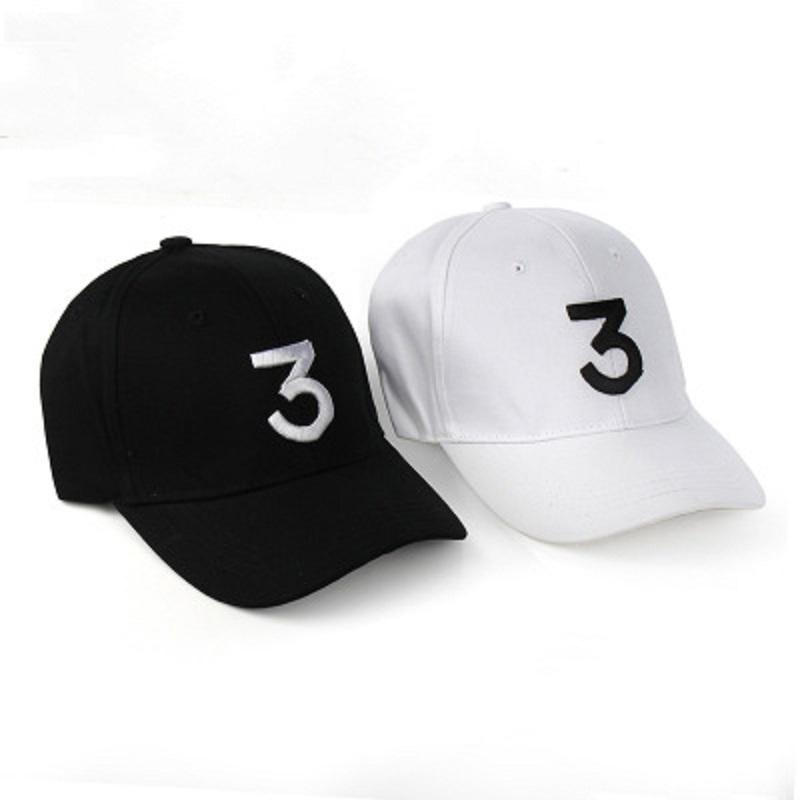 Chance 3 F1 Rapper Baseball Cap Letter Embroidery Snapback Caps Men Women  Hip Hop Hat Street Fashion Gothic Gorro Cap Rack Caps From Smoke factory 562ec51b382