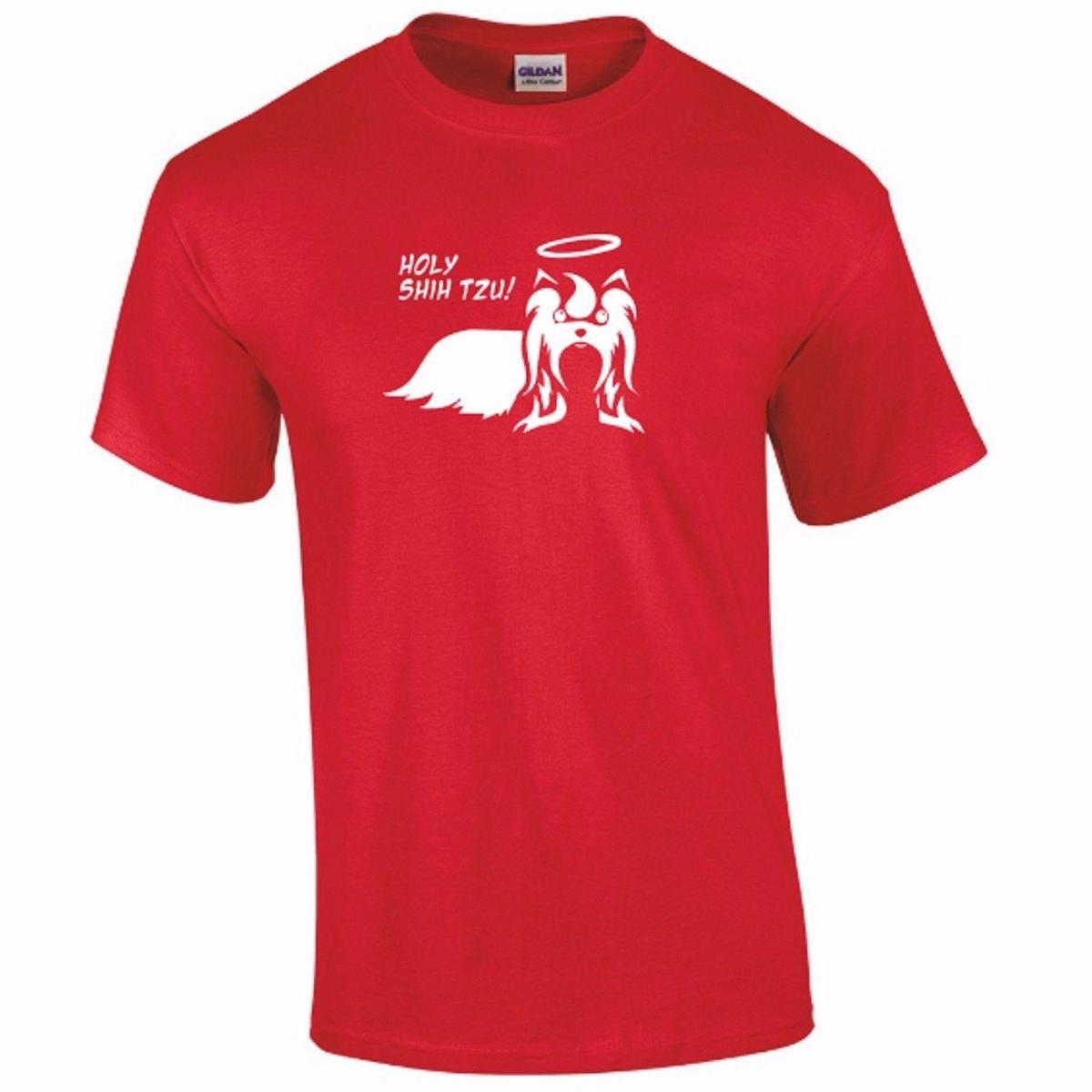 77999a11 T Shirts Crazy Dog | Top Mode Depot