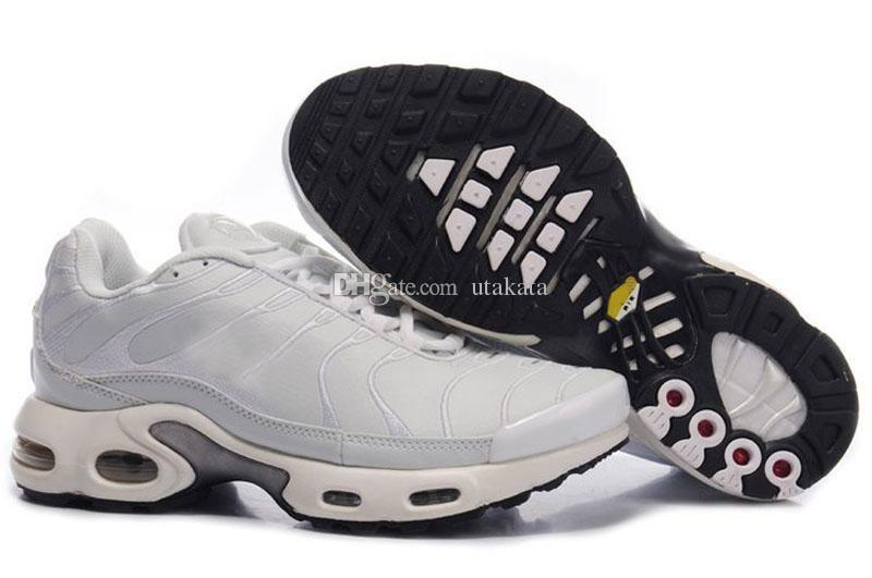2018 Newert Mens Running Shoes TN Shoes Men PLUS TXT TN Black shoes Lace Sneakers Size US 7-12