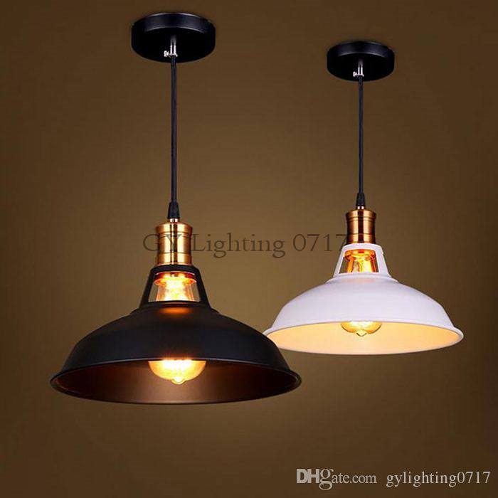 Captivating Vintage Hollow Out Pendant Lights Retro Industrial Metal Pendant Lamp Cafe  Restaurant Clothes Shop Store Loft Lid Hanging Lights Bedroom Pendant Lights  ... Home Design Ideas