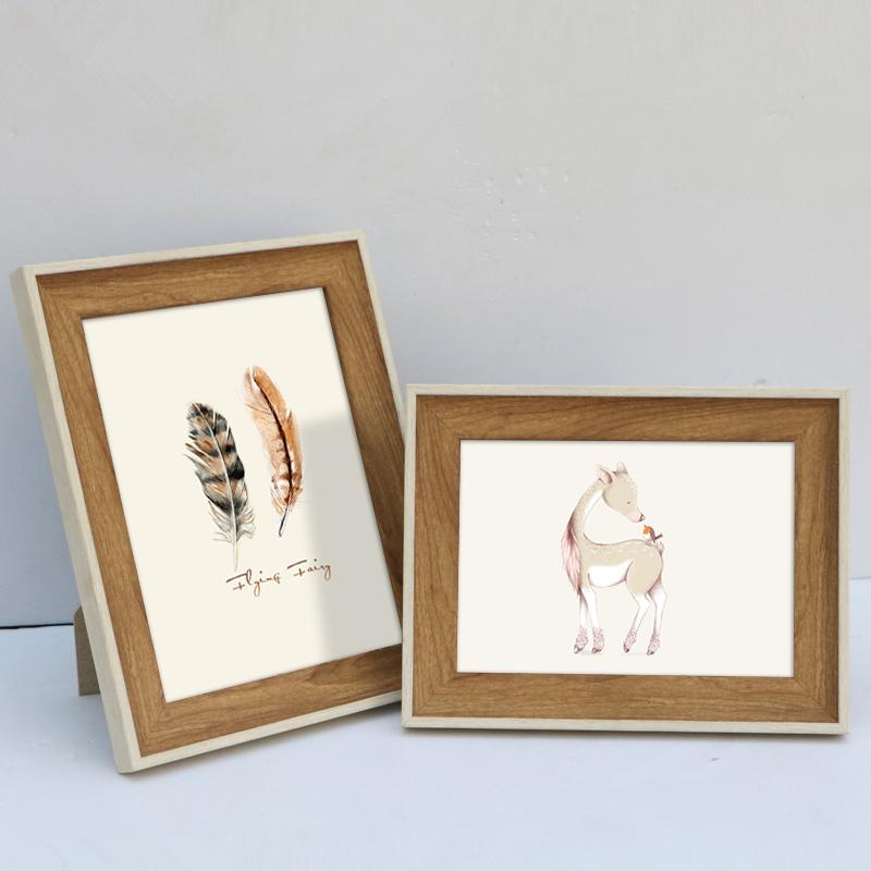 2019 Picture Frames For Home Decor Baby Foto Living Room Bedroom