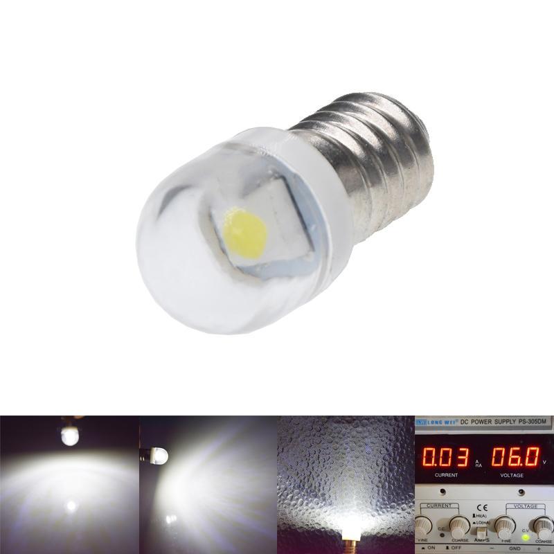 6v 1447 Livraison 2835 Volt Smd Dc 124 Pour Lampe Vélo Vis Ampoule Blanc Mes Gratuite E10 Torche Pcs 1 Led rWdoeCxB