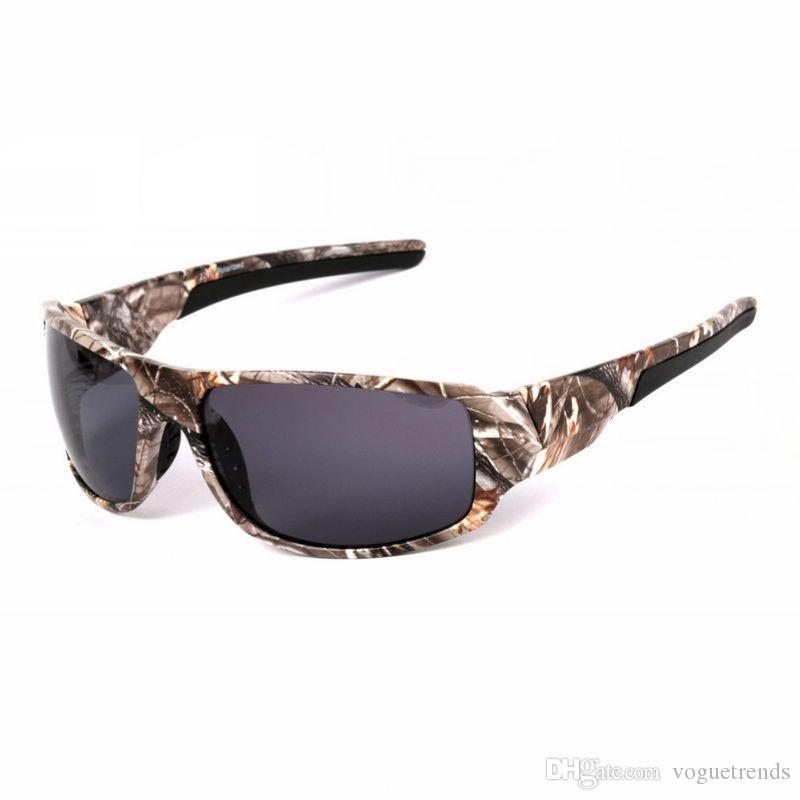 804bbba095b HD Polarized Lenses Sports Sunglasses For Fishing