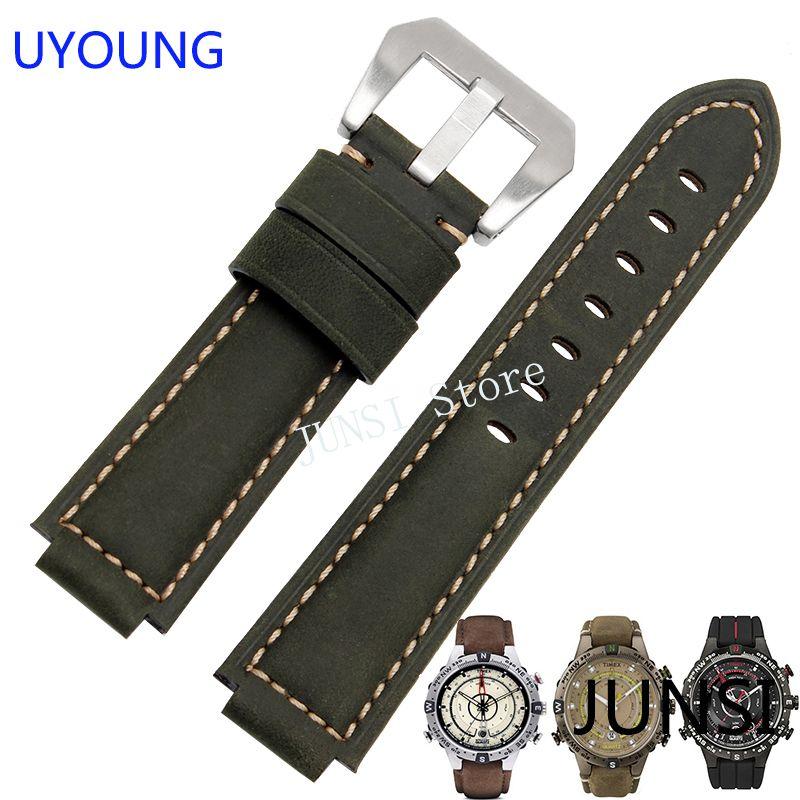 366818fe0198 Compre UYOUNG Correa De Reloj Para Timex T49859