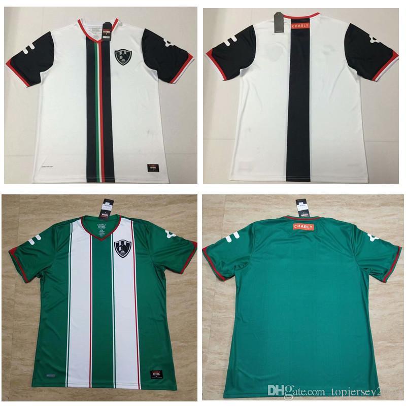 Thai 18 19 México Club De Cuervos Nueva Temporada Jerseys De Fútbol Crows  Camiseta De Fútbol 2018 2019 Jersey Camisas De Futebol Por Topjersey2020 b0acfb53deaa5