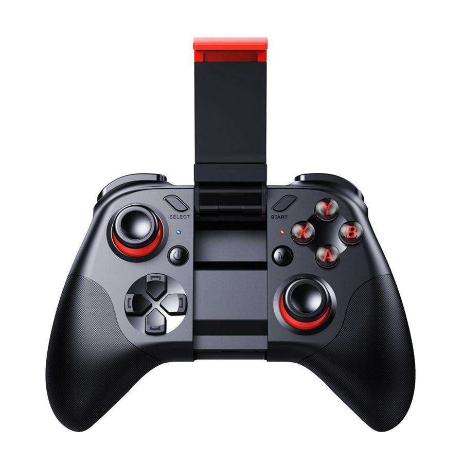 Compre Mocute 054 Bluetooth Gamepad Botão De Cristal Joystick Android Pc  Controle Remoto Sem Fio Game Pad Para O Smartphone Para Tv Vr Caixa De  Zhaochun001, ... 1ecad3e82f