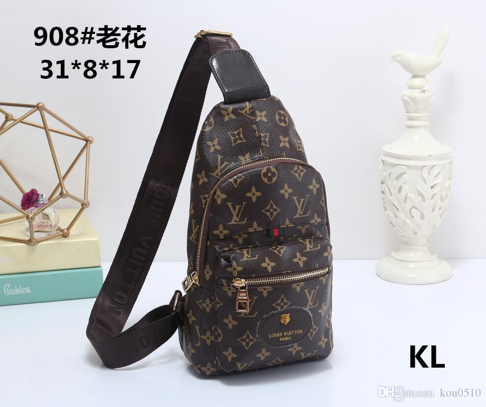 2bc8c48504d9 2019 Classic Flap Bag Women'S Plaid Chain Bag Ladies Luxury High Quality  Handbag Fashion Designer Purse China Bags Shoulder Messenger Bags #06 From  Kou0510, ...