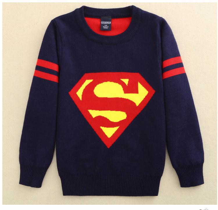 Children Sweaters 2017 Boys Girls Autumn And Winter Pullover Knitted