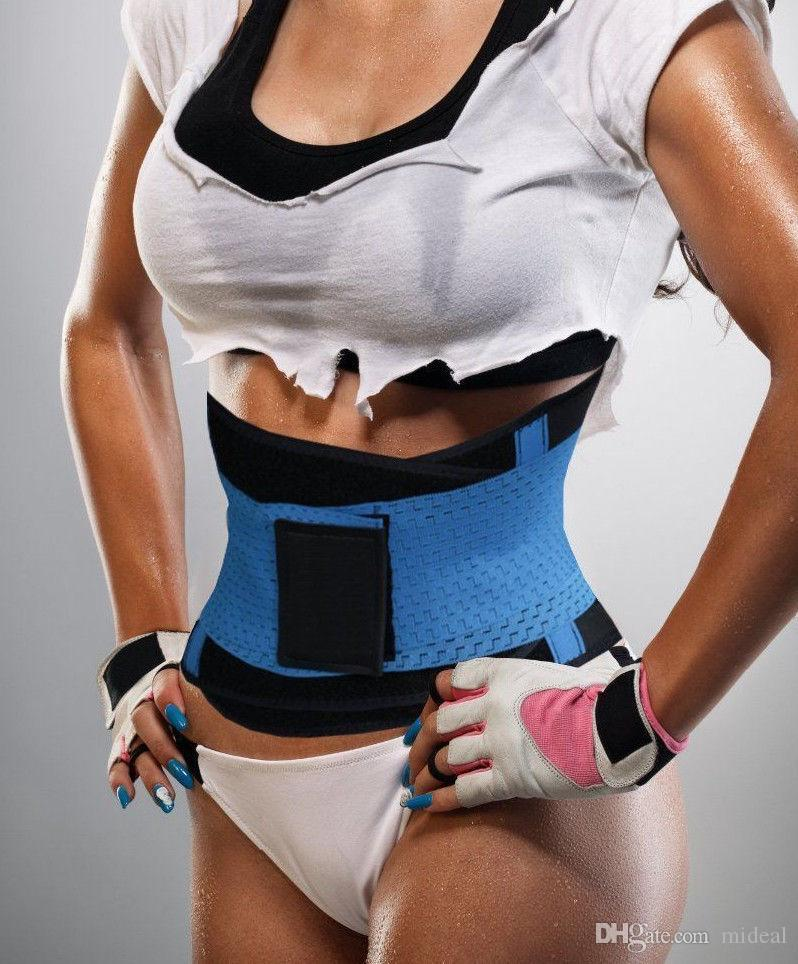 d612b4ebea Selling Well Women s Fitness Waist Cincher Waist Trimmer Corset ...