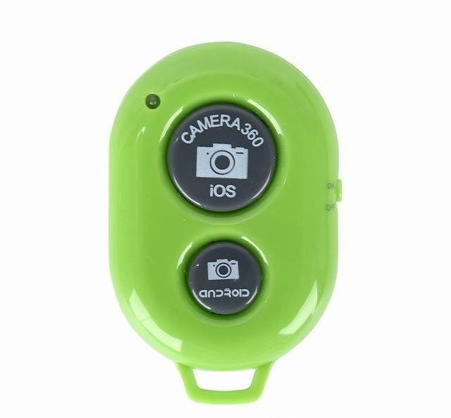 Universal Bluetooth Camera Remote Control Shutter Release Temporizador para Samsung S3 S4 iphone 4 5 para ipad blackberry etc