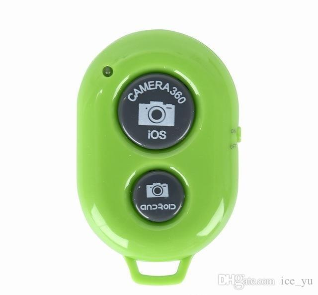 Universal Bluetooth Remote Camera Control Self-timer Release Shutter for samsung s3 s4 iphone 4 5 for ipad blackberry etc