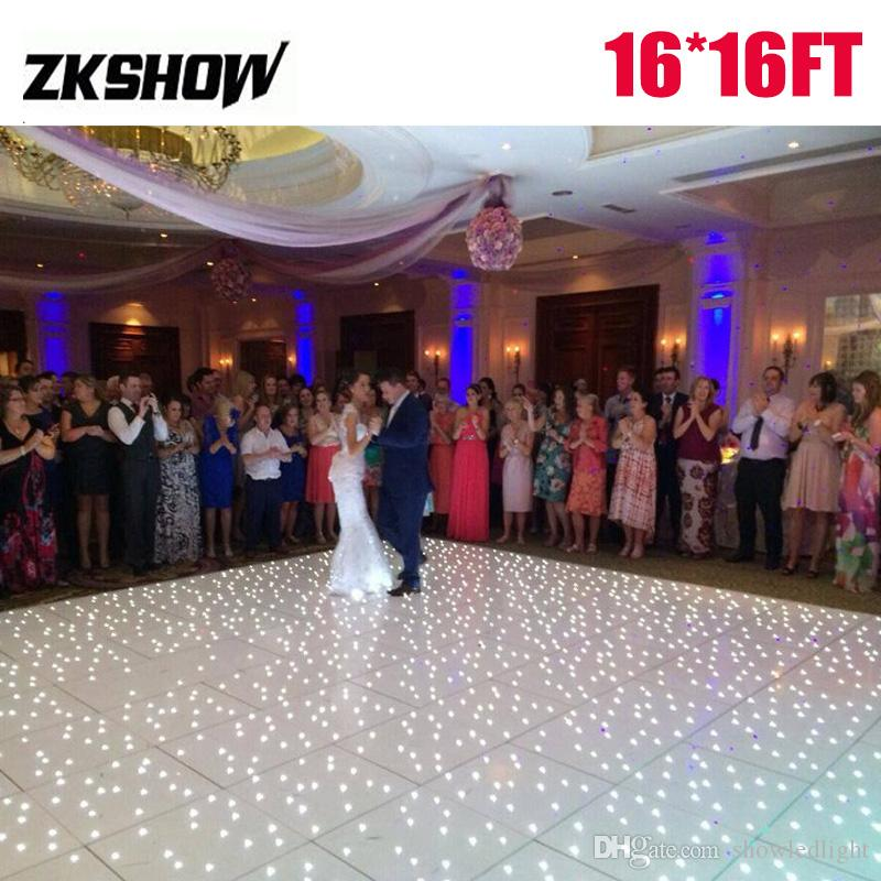 2019 Luces Disco 16 16ft White Twinkling Starlite Led