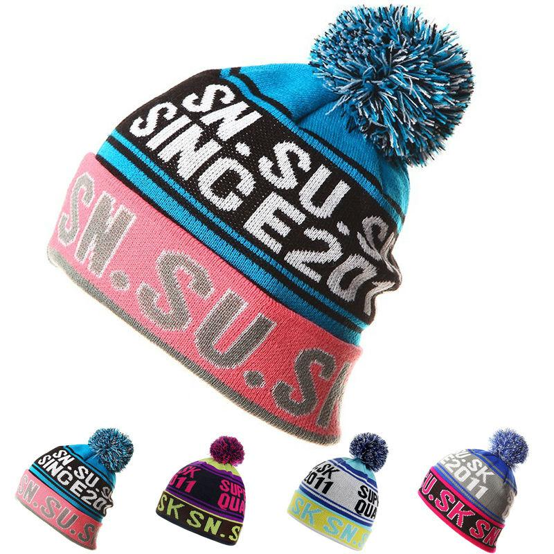 ffccea408d992 2019 2016 NEW Skiing Hats For Men Women Warm Winter Kniing Skating ...