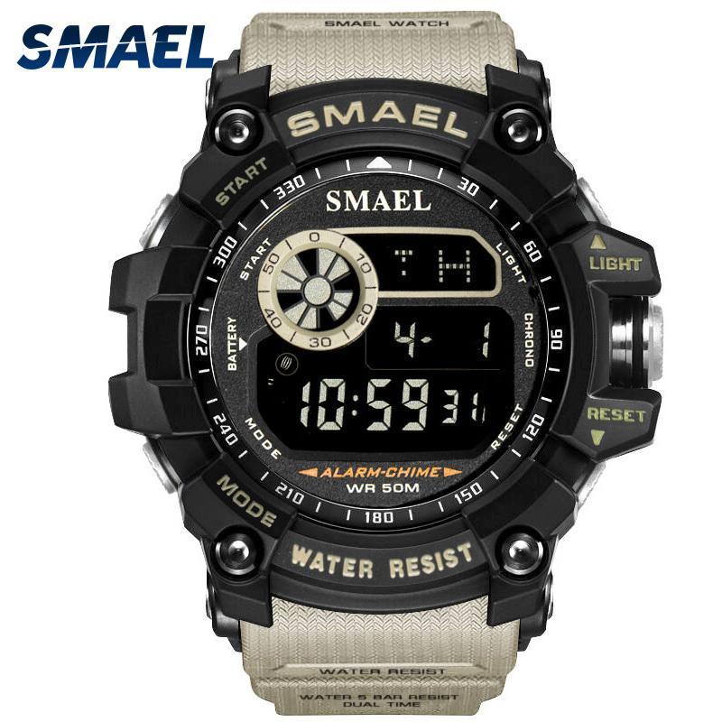 SchöN Heißer Herrenmode Sport Uhren Herren Quarz Analog Datum Uhr Mann Leder Militärarmee Sport Style Armbanduhr Relogio Masculino Quarz-uhren