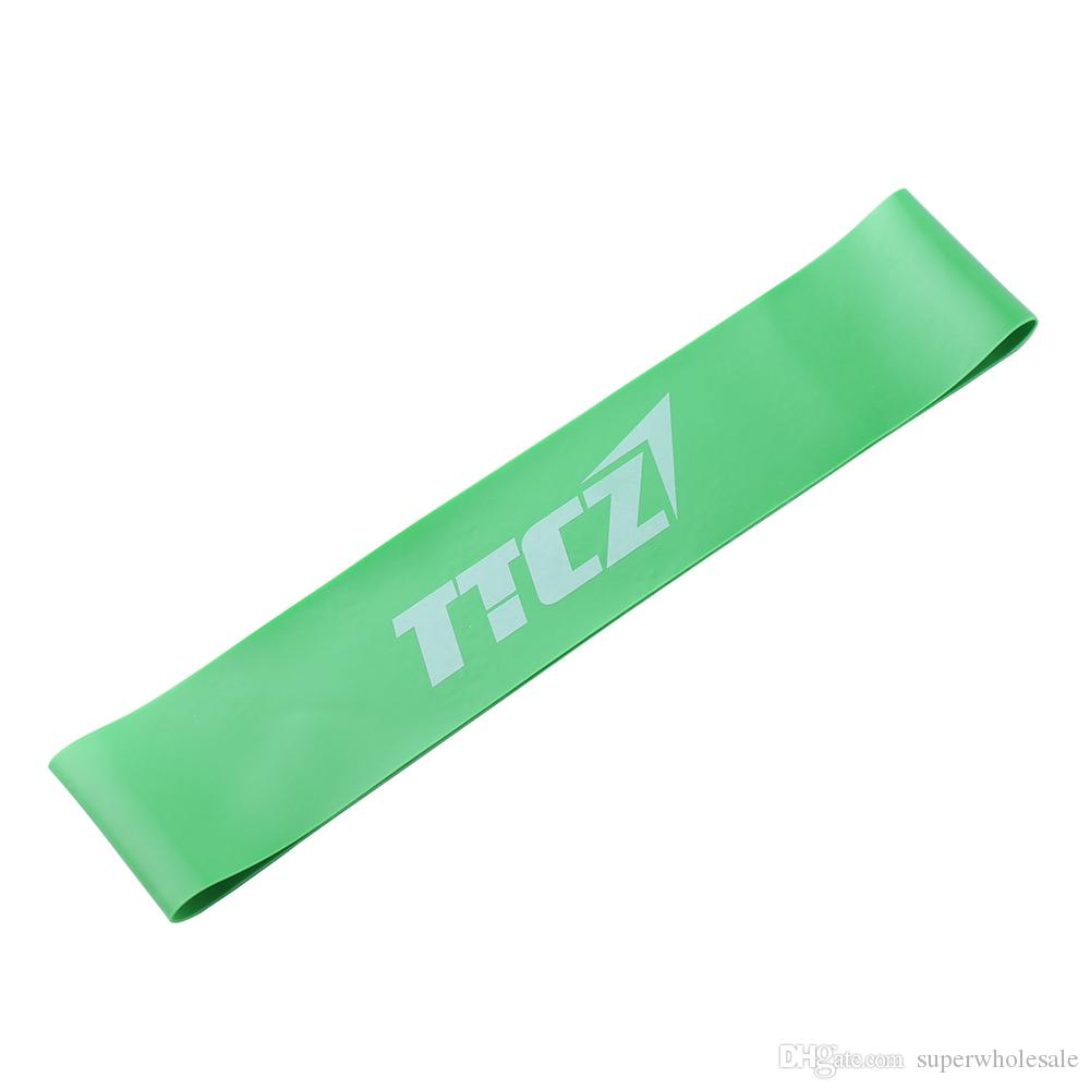 Natural Latex Bands for Stretching Workouts Resistance Band Heavy Duty Power Yoga Stripes Fitness Equipment
