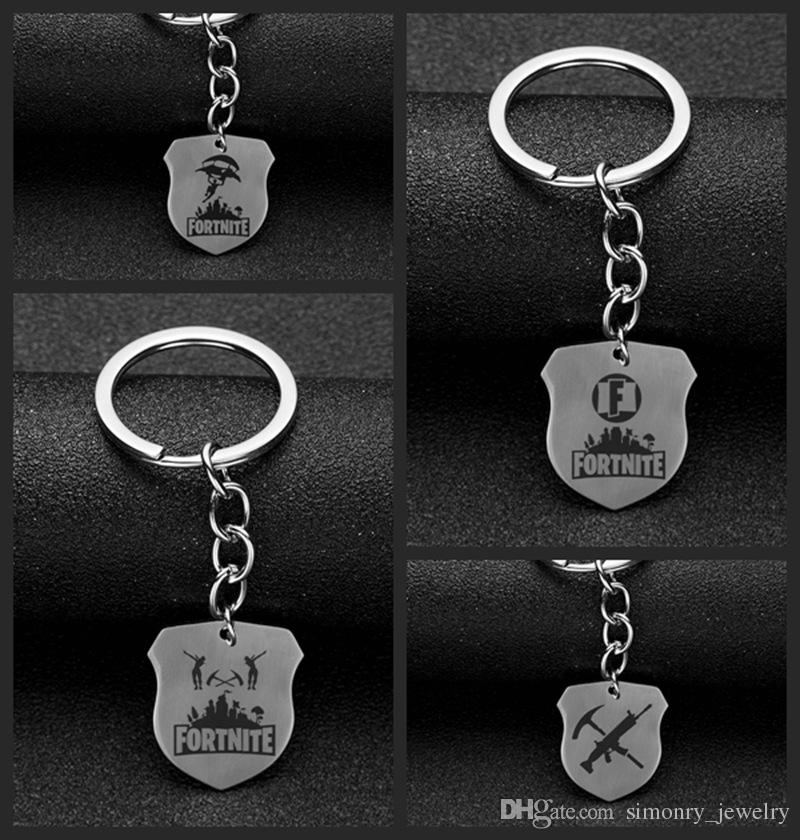 ... FPS Game Printing Keyrings Men Women Memento Game New Arrival Gift  Popular Jewelry Wholesale Key Lanyards Keychain Bottle Opener From  Simonry jewelry fbbdac1f19