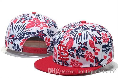 c8df07a04ea 2018 New Arrival Men S Full Floral Print Snapback Cap Embroidery Logo  Sports Team Baseball Brands Men S Women S Adjustable Hat Starter Cap Big  Hats From ...