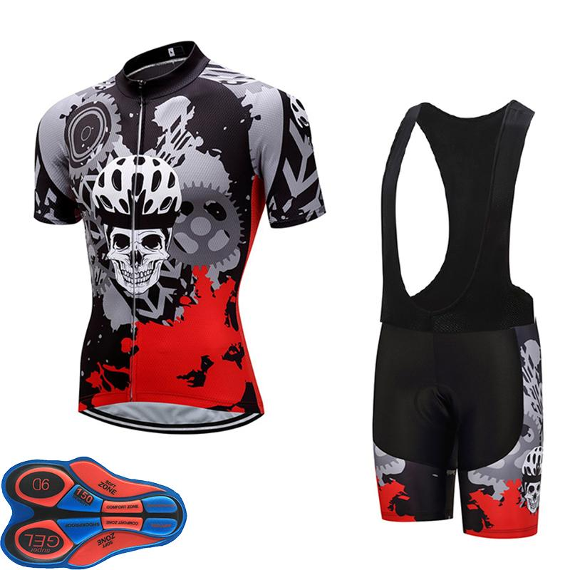 2019 NEW Team Cycling Jersey 9D GEL PAD Bike Shorts Set MTB Mens Summer Ropa  Ciclismo Cycling Wear Pro BICYCLE Maillot Culotte Cycling Jersey Design  Cycling ... 29776869b