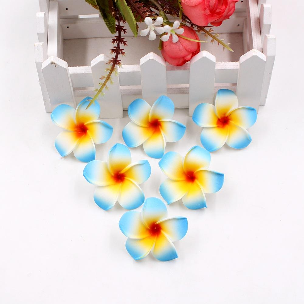 Online Cheap 4cm Foam Hawaii Beach Flowers For Wedding Party Box