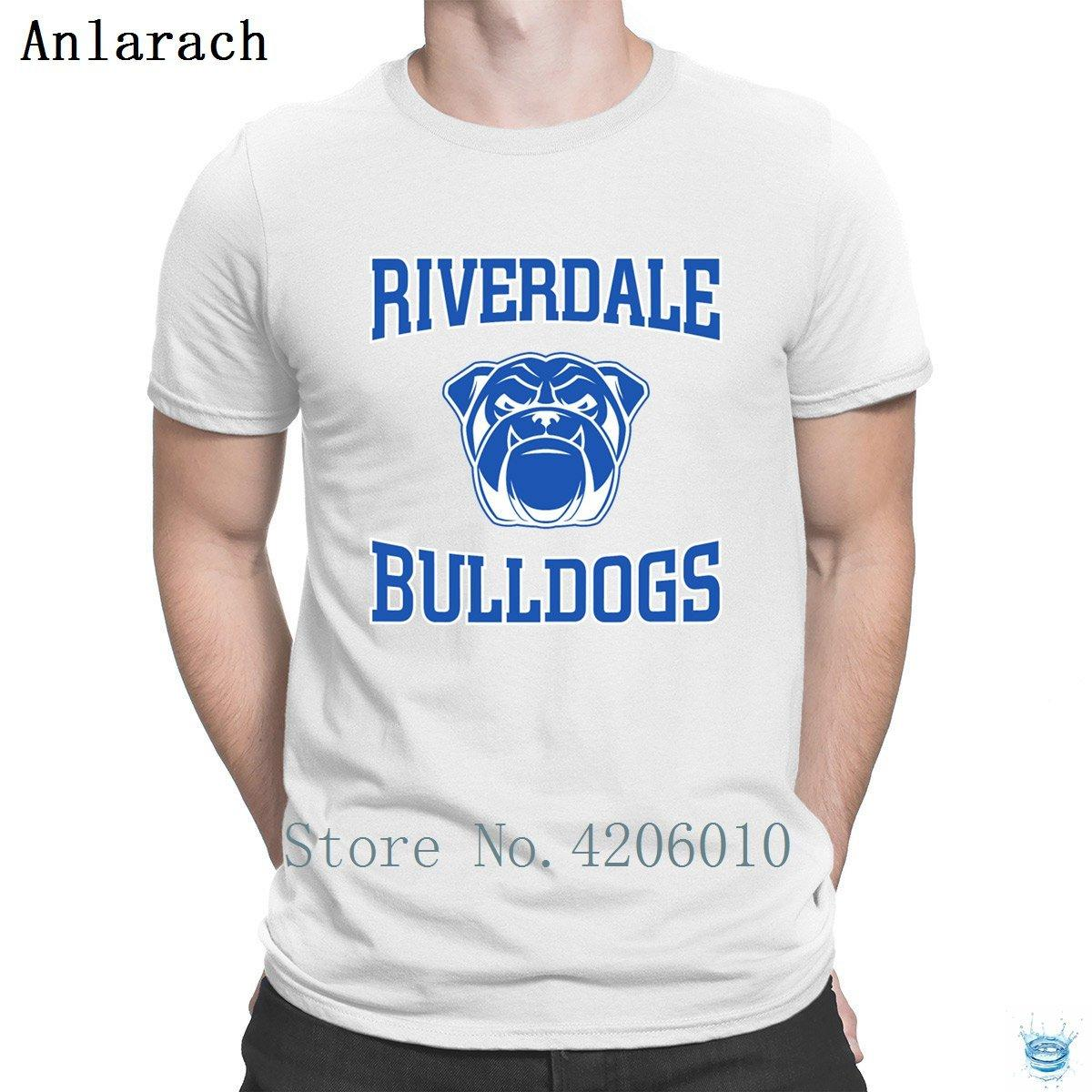 Riverdale Riverdale Bulldogs T Shirt Summer Style Clever Top Quality