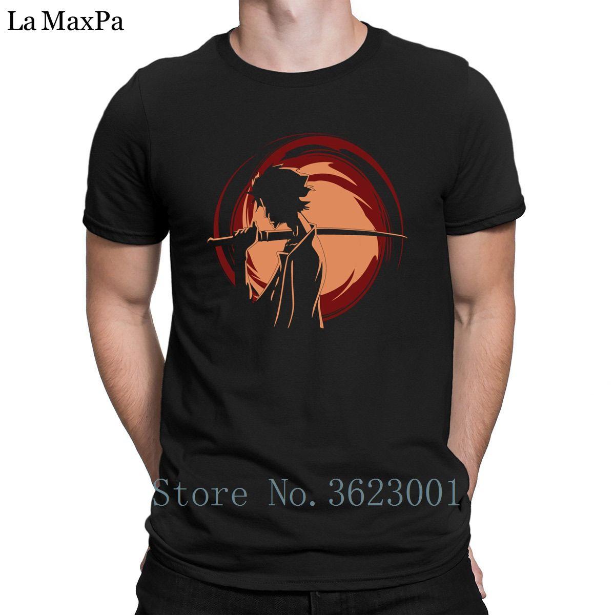 3bc774fc Design O Neck T Shirt Antihero Samurai Men'S Tshirt Quirky Sunlight Men'S Tee  Shirt New Arrival T Shirt Man Hip Hop Novelty Tee Shirts Design T Shirts  Buy ...