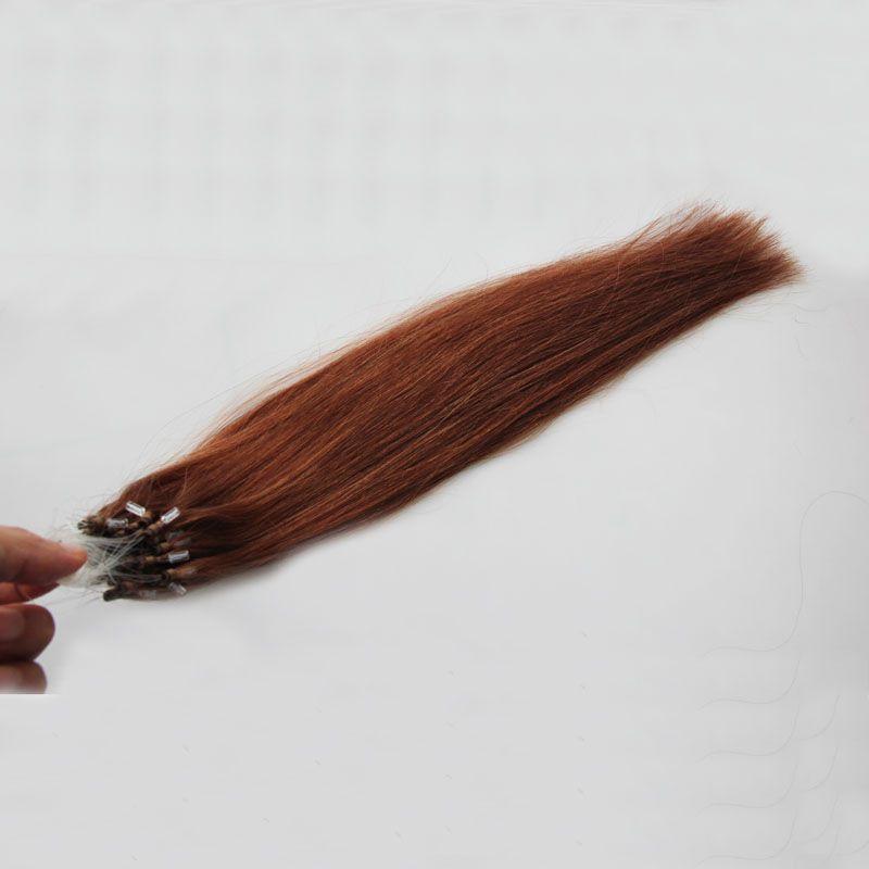 7а микро петли бразильские расширения прямые 100г микро петли человеческих волос расширения капсулы кератина волос шарика кератина