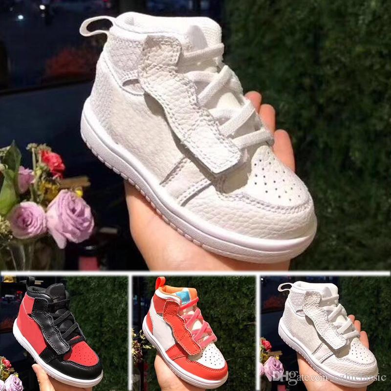 newest 2313d cad60 Acheter Nike Air Jordan 1 Retro Penny Hardaway Galaxy One 1 Hommes  Chaussures De Basketball Chaussures De Course Olympiques Baskets  Entraînement Olympique ...