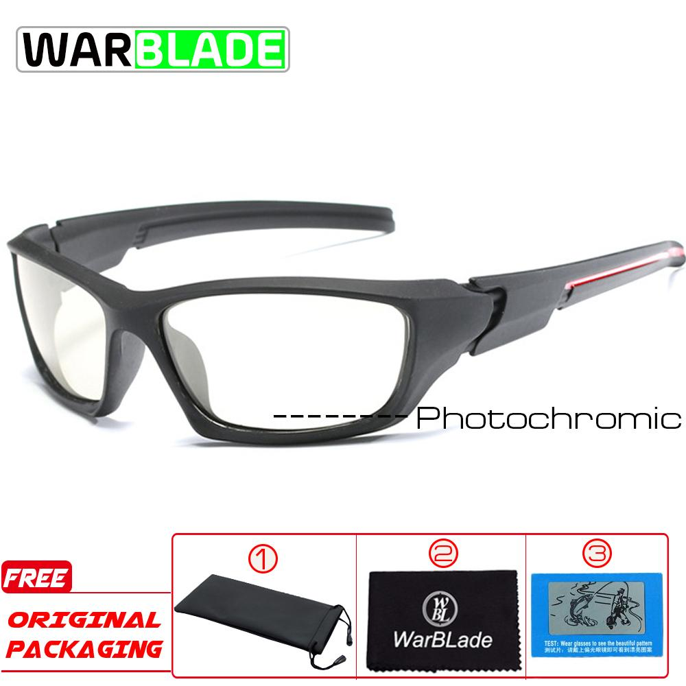 c2a4b6b0273 2018 Brand Photochromic Polarized Sunglasses Men Cycling Chameleon ...