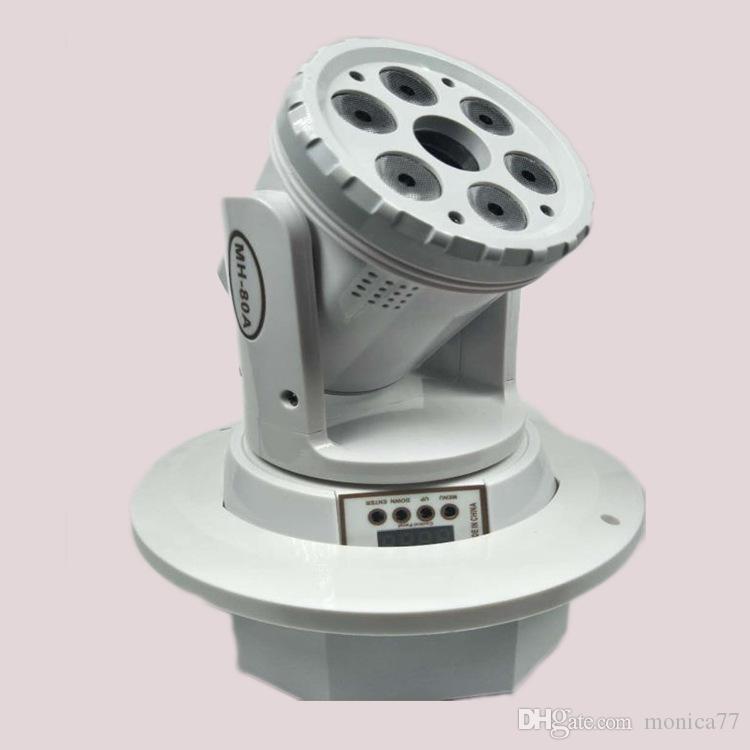 6 + 1 Moving Head Lâmpada de Feixe de Laser Bar KTV Lâmpada Sala led Moving Head Light Laser