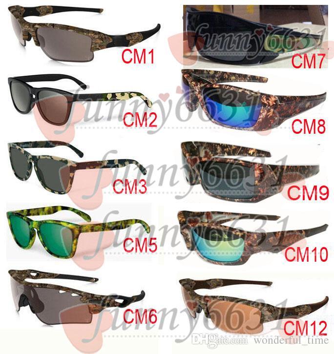 b0451d3259 Hot Summer Men Camouflage Sports Spectacles Fashion Sunglasses Women ...