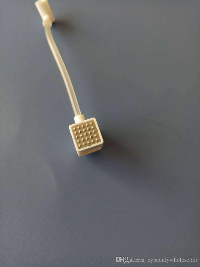 25D Vanadium Titanium Crystal Cartucho De Agulha para Restauração Facial Estética Gun Injeção de Alta Pressão Dispositivo