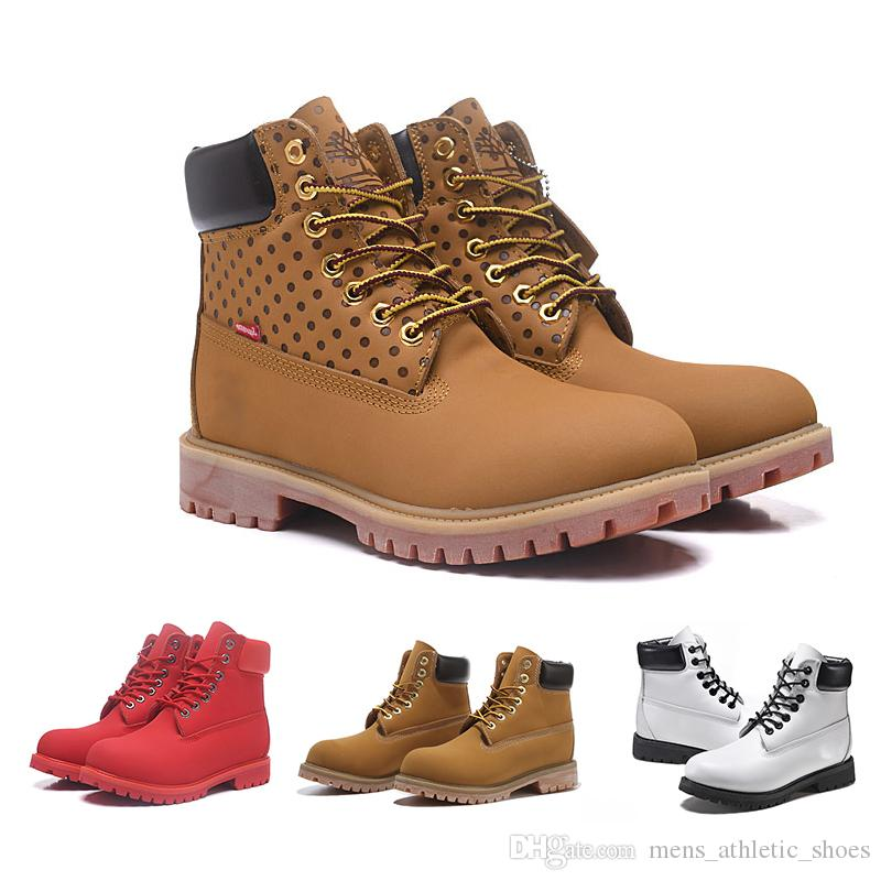 0d2fd83a5732 2019 2019 Luxury Brand TBL Mountaineering Boots For Men Women Grey White  Blacke Brown Pink Red Winter Casual Boots Fashion Leather Boot From ...