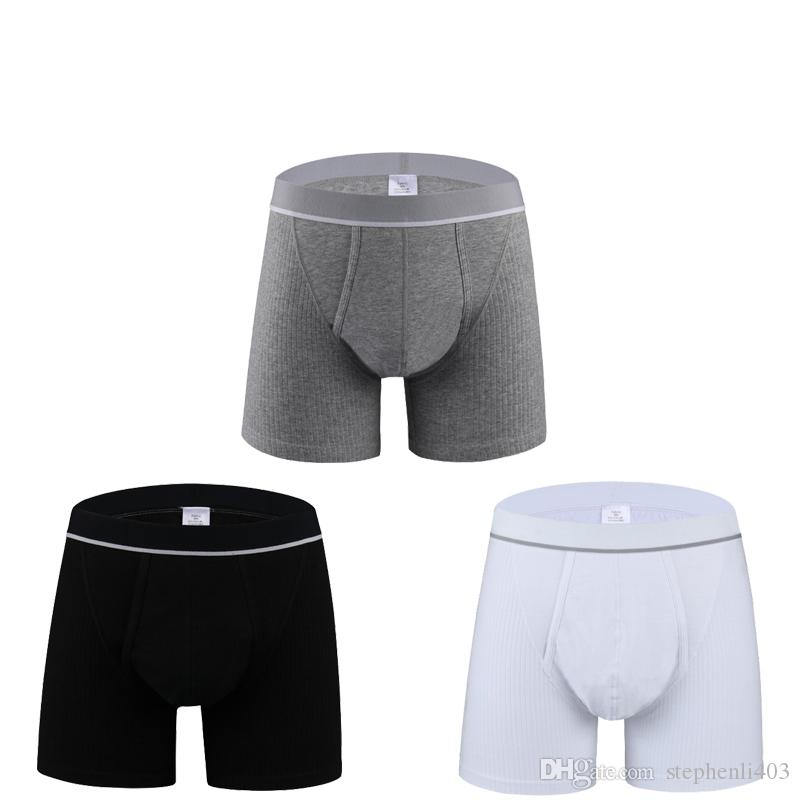 8e9d9b0ed5a High Quality Sexy Cotton Breathable Mens Flexible Underwear Branded ...