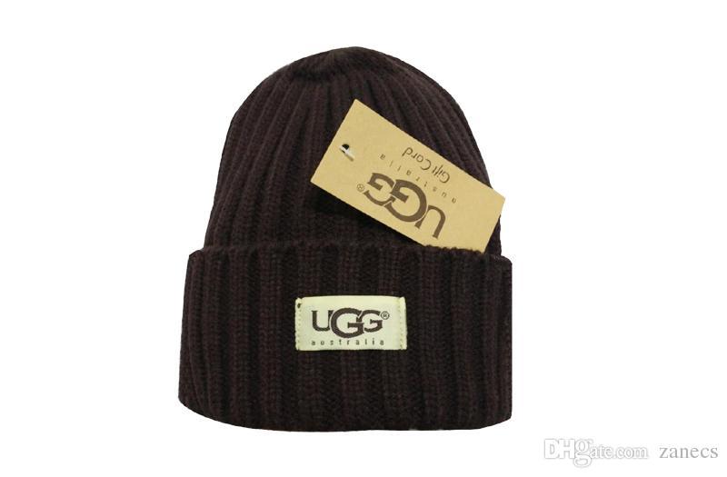 1440e992050 AAA Quality Drop Shipping Beanie Men Women Cap Hat Skully Trendy ...