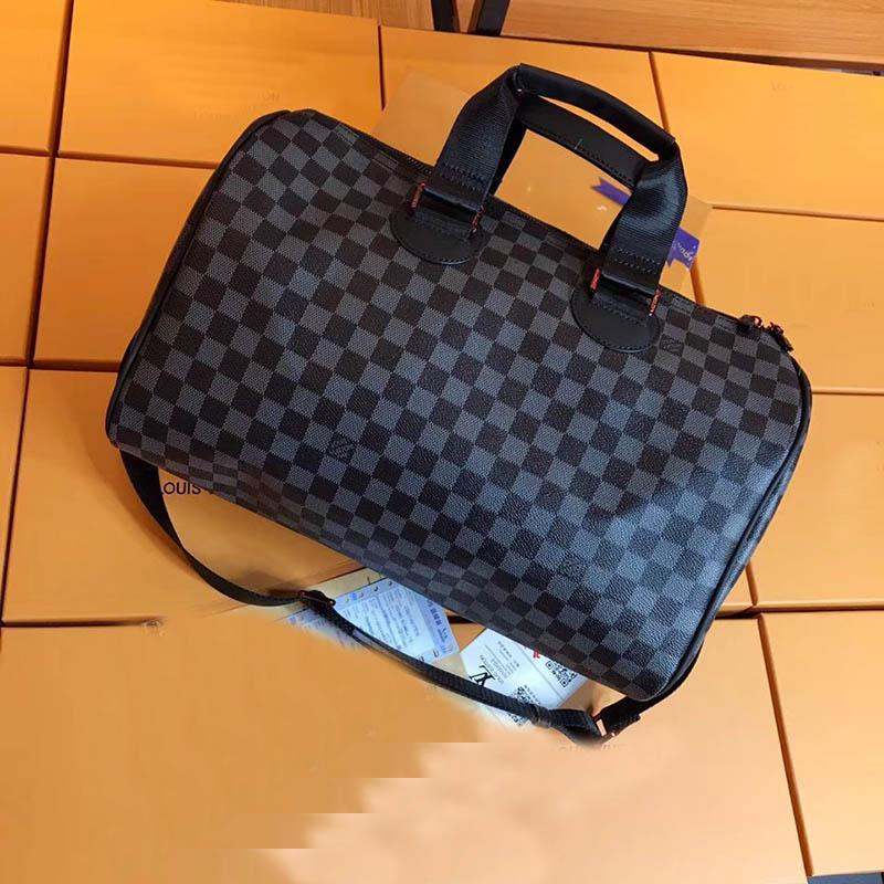 Fashion Men Women Bags Duffel Bags Handbags Large Capacity Travel Duffle  Striped Waterproof Beach Bag Shoulder Bags High Quality Cheap Designer Bags  Handbag ... 5d43647f2a