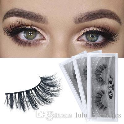 fb7d476eb31 Mink Eyelashes 3D Mink Lashes Thick HandMade Full Strip Lashes Cruelty Free Luxury  Mink Lashes SD Eye Lash Eyelash Conditioner From Lulu_cosmetics, ...