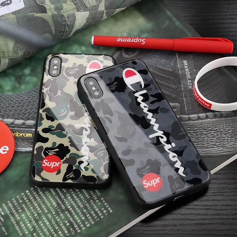 online store e2e14 7507b 2019 Men New Designer Phone Case for IPhone X 6/6S 6plus 7/8 7plus/8plus  High Street Style Hip Hop Brand Case Cover Phone Case