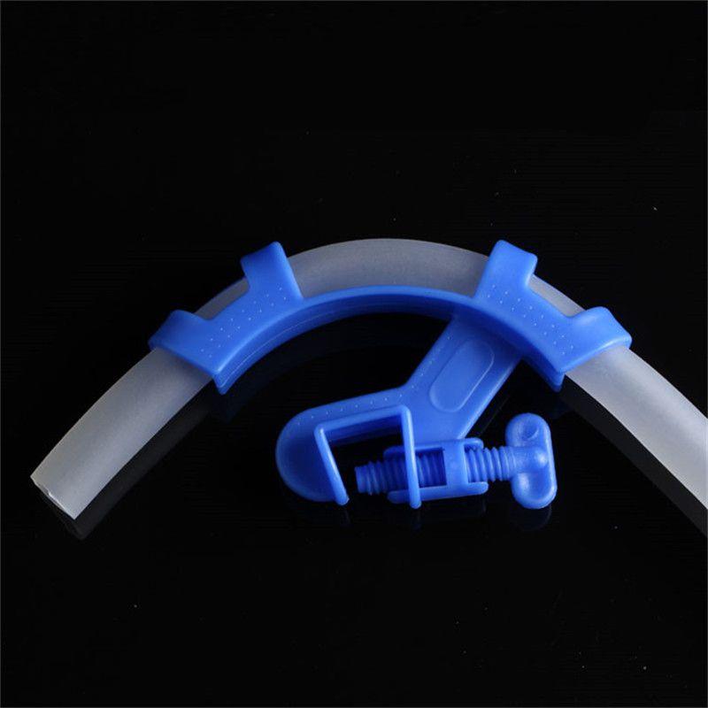 5 M / lote Bomba De Ar Do Aquário Tubo Flexível Tubo de Tubo De Ar De 4mm Tubo de Ar Do Tubo de PVC Tubo de Mangueira de Plástico Transparente