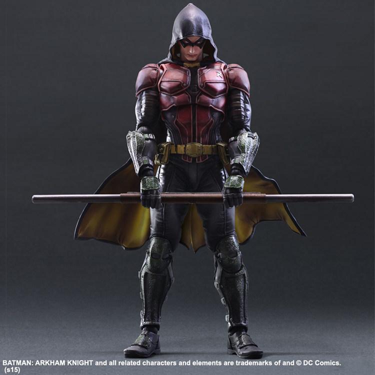 Großhandel Neue Heiße 28 Cm Justice League Batman Robin Action ...