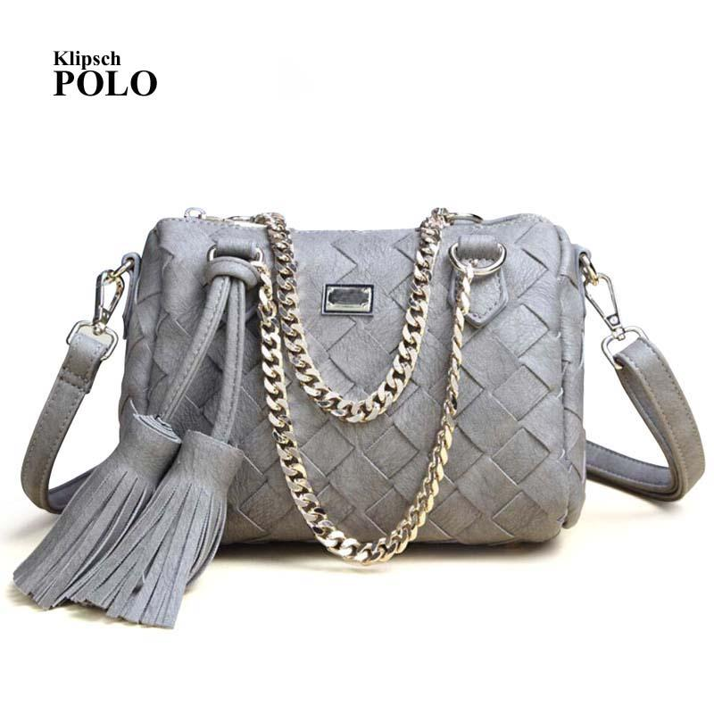 cfdf128138 Women S Vegan Leather Handbags High Quality Female Hobos Single Shoulder  Bags Vintage Big Woven Handmade Ladies Totes Bag Overnight Bags Black Bags  From ...