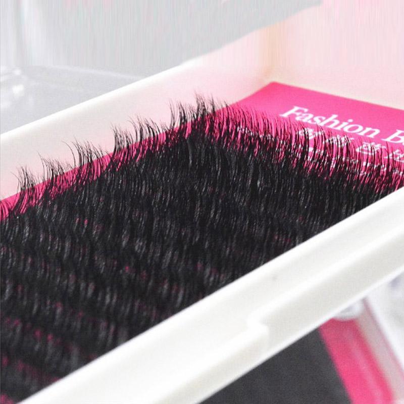 B/C Curl Mink Eyelash Extension Wholesale Fake False Eyelash Extension Individual 8mm/9mm/11mm/12mm/13mm