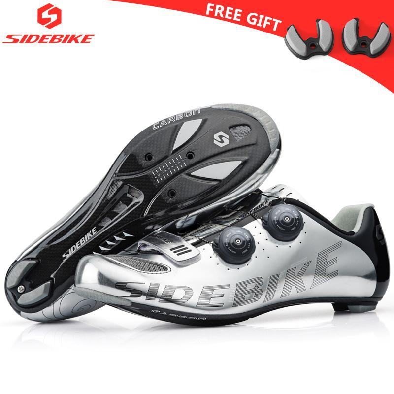 Rennrad Schuh Ultraleicht Nylon Tpu Rennrad Sportlich Reiten Schuhe Atmungs Auto-lock Bike Fahrrad Schuhe StraßEnpreis Turnschuhe
