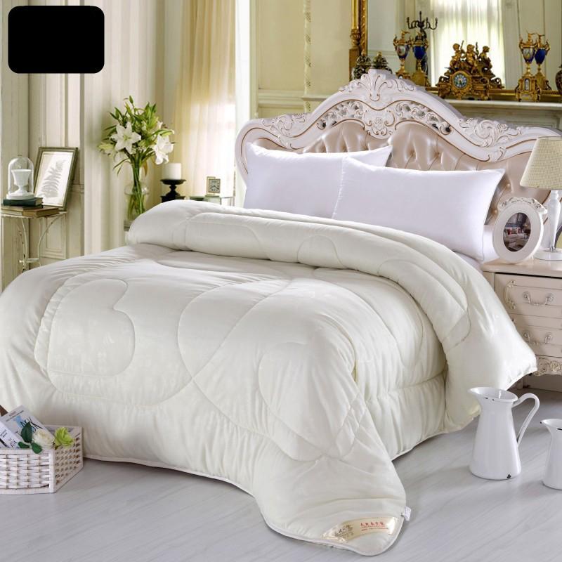 595941085f 100% Chinese Silk Comforter Summer Winter Silk Quilt Four Seasons Duvet  Filling Mulberry Comforter Blanket Comforters Comforters   Duvets Cheap  Comforters ...