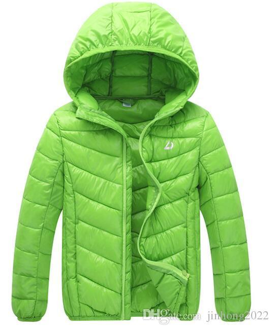 Koreanische Winter Große Mantel Unten Leichte Neue Jacke Kinder Mädchen Jungen Und Mit Baby Baumwollkleidung Baumwolle Kapuze Nwm8vPn0yO