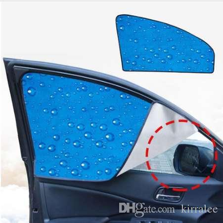 Single Layer Magnetic Car Sun Shades Automobile Sun Shade Protection Side  Window Sunshades Protection For Glare Ultraviolet Rays Cool Sun Shades For  Cars ... f8eeb23fe8d