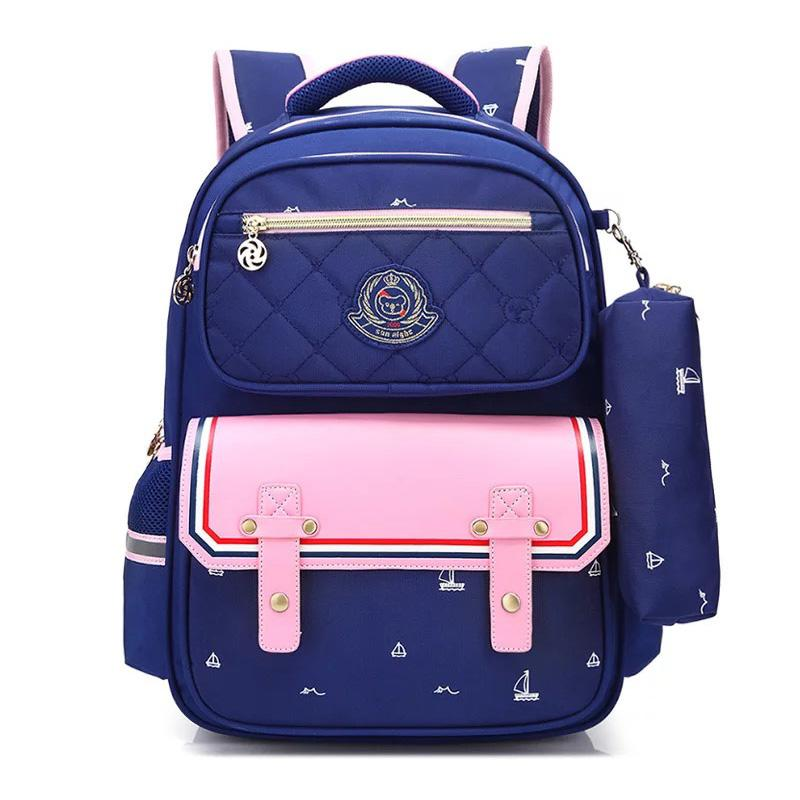a8aa1a1fd4a Orthopedics Fashion Children School Backpack School Bags For Boys  Girl  Waterproof Backpack Kids School Bag 2018 Fashion Trend Bags For Sale  Waterproof ...