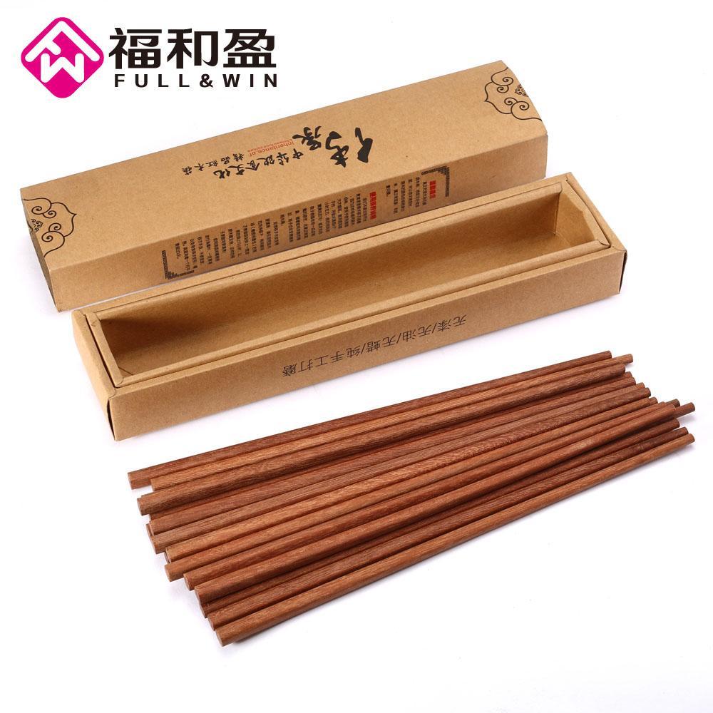 Grosshandel 10 Paare Satz Chinesischen Stil Bambus Holzstabchen