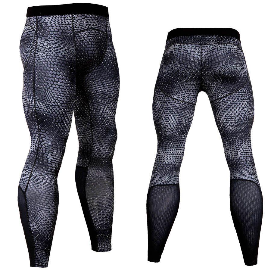 3b153c636b2 Men s Compression Pants Sport Tights Basketball Gym Pant Bodybuilding  Jogging Skinny Leggings Sportswear Men s Running Trousers Running Pants  Cheap Running ...